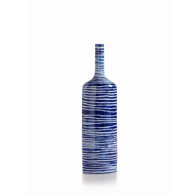 Yahto 17.75-inch Tall Porcelain�Decorative bottle CH-4010