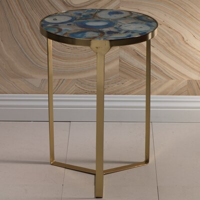 La Sardaigne Agate End Table