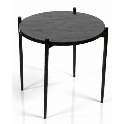 Mcneil High Horn End Table