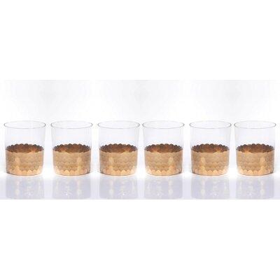 Sardina 13 oz. Glass Juice/Water Glass BYST6597 42411504