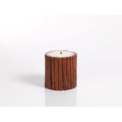 Cinnamon Stick Scented Pillar Candle TW-224