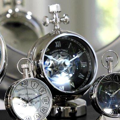 Yachtsman Clock