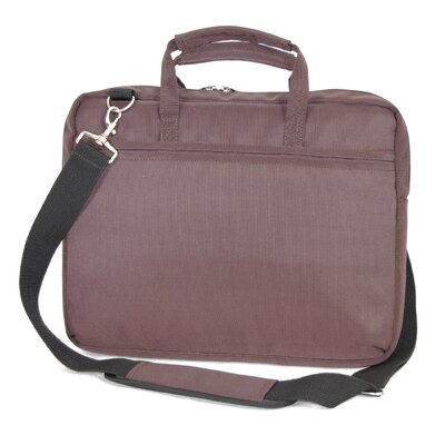 "Netpack Computer Bag in Brown - Size: Large (17"") at Sears.com"