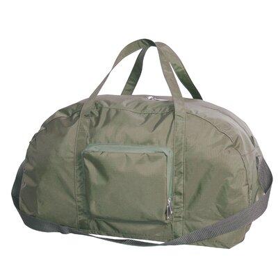 """23"""" Packable Travel Duffel Color: Khaki"""