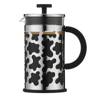 Sereno French Press Coffee Maker Color: Silver 11570-16