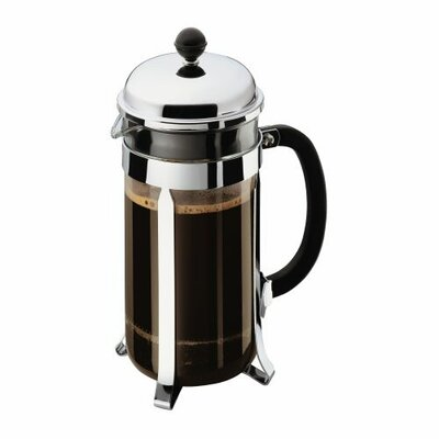 Bodum Chambord French Press Coffee Maker - Shatterproof Carafe