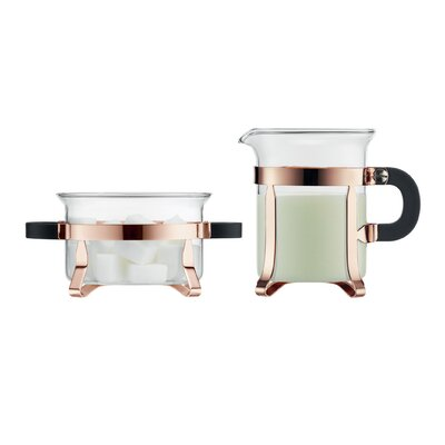 Bodum Chambord Sugar and Creamer Set 4922-18