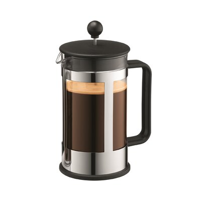 Kenya 8 Cup French Press Coffeemaker with Carafe 1978-01