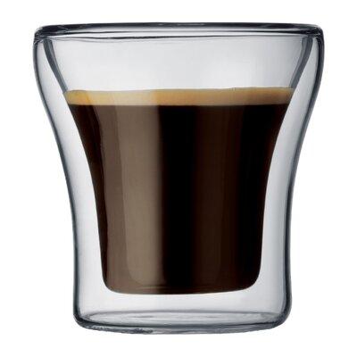Bodum Assam 3 oz. Double Wall Espresso Cup 4554-10