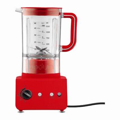 Bistro 42 Oz. Blender Color: Red 11303-294US