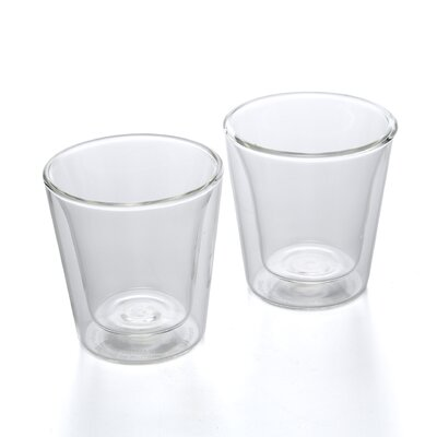 Canteen 3 oz. Glass Shot Glass 10108-10US