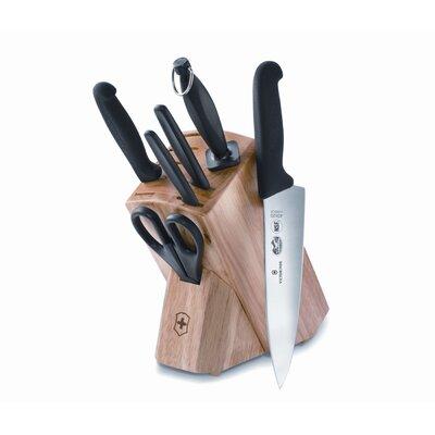 Fibrox 7 Piece Block Knife Set