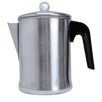Stove Top Aluminum Coffee Percolator 3609-CPA