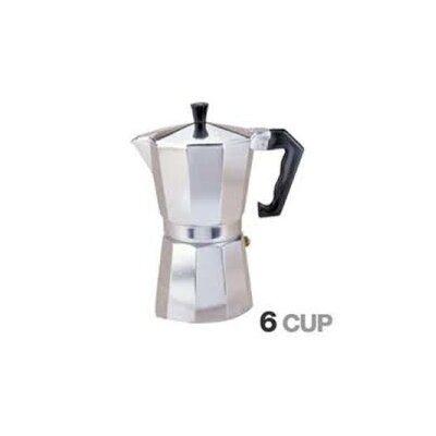 Stovetop Espresso Maker Color: Aluminum PES3306