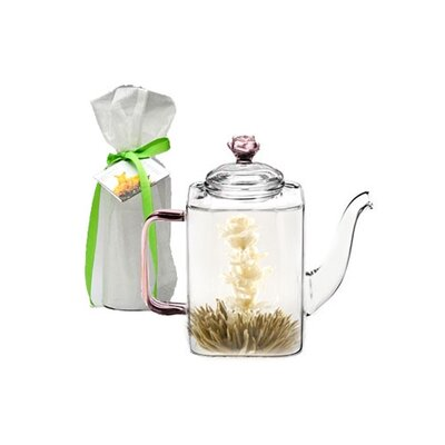 Romeo Blooming Tea Set