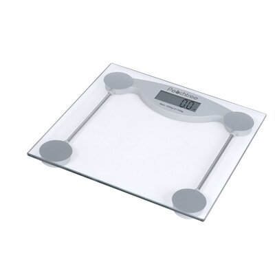 Bathroom Scale with Tempered Glass Platform GS150