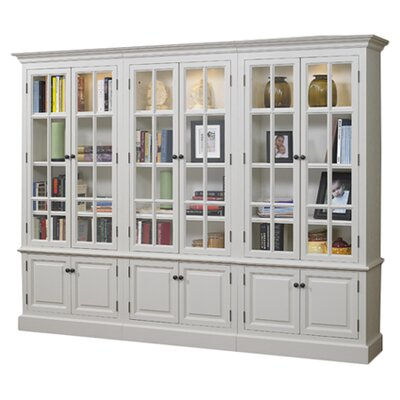 French Restoration Brighton Oversized Set Bookcase Image 945