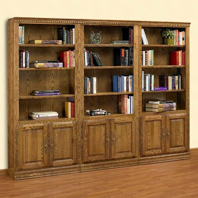 Hampton 84 Bookcase Finish: Light Product Image 538