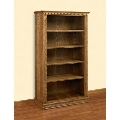 Buy low price a e wood designs britannia 36 x 72 extra How deep should a bookshelf be