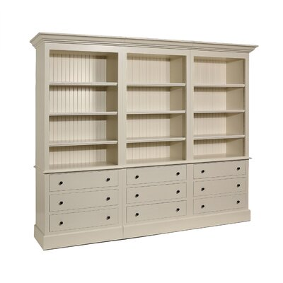 French Restoration Kingston Oversized Set Bookcase Product Image 287