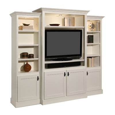 French Restoration Shaker Entertainment Center