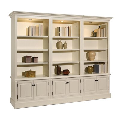 Restoration Brighton Open Display Standard Bookcase French Product Picture 2072