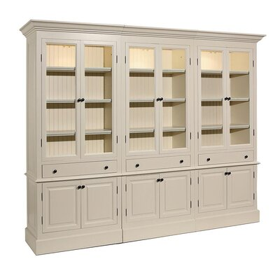 French Restoration Manchester Designer Display Standard Bookcase Product Photo 57