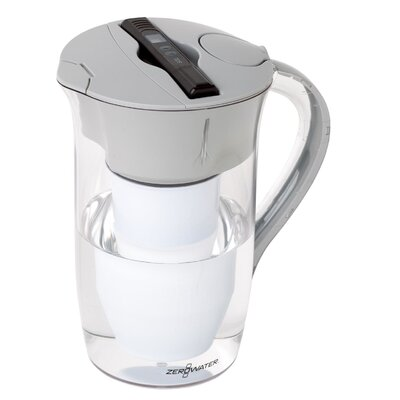 8 Cup Pitcher Clear/Gray