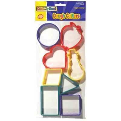 Dough Cutters - Shapes (Set of 3) CK-9765