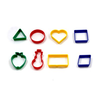 Dough Cutters - Shapes (Set of 3) CK-9765