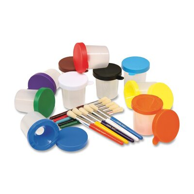 No-Spill Paint Cups CKC5104