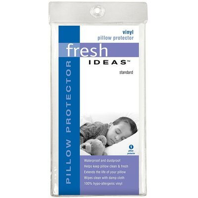 Fresh Ideas Vinyl Pillow Protector