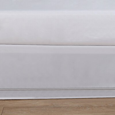 Luxury Hotel Baratta Stitch Tailored Microfiber Bedskirt