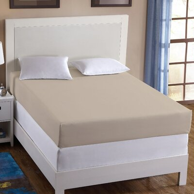 Wonder Sheet Size: Twin, Color: Mocha