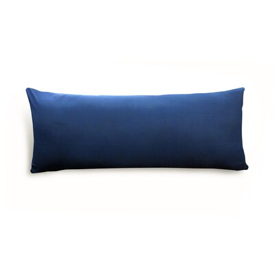 Body Pillowcase Color: Navy