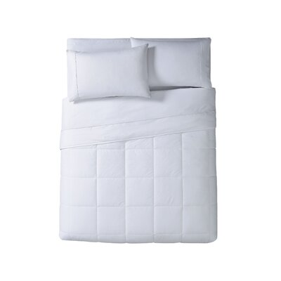 Australian All Season Wool/Cotton Comforter Size: King