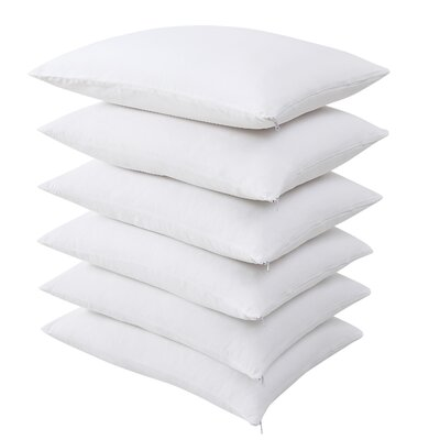 Cotton Rich Pillow Protector Size: Queen