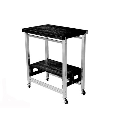 Kitchen Cart Finish: Espresso