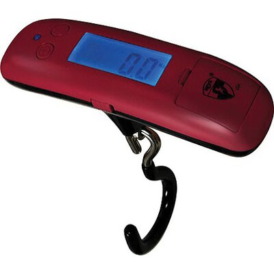 MicroScale Digital Luggage Scale