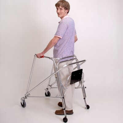 Kaye Products Wallker - Wheels/Seat/Swivel: 4 Wheels / No Seat / Front-swivel at Sears.com