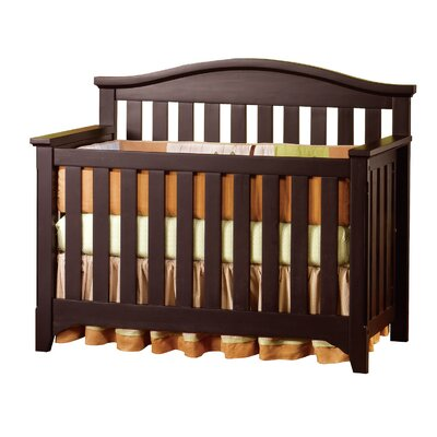 Child Craft Hawthorne 4-in-1 Lifetime Convertible Crib