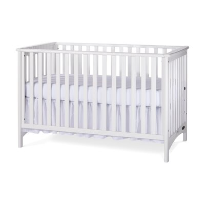 London Stationary 3-in-1 Crib Finish: Matte White F10031.46