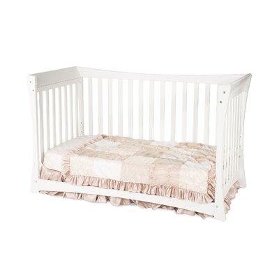 Parisian 3-in-1 Stationary Crib Finish: Matte White F12301.46