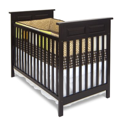 Logan Stationary Convertible Crib Finish: Jamocha F14701.07