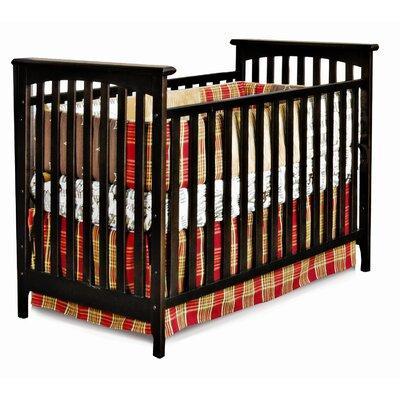 Monterey Traditional 3-in-1 Convertible Crib Finish: Jamocha F10391.07