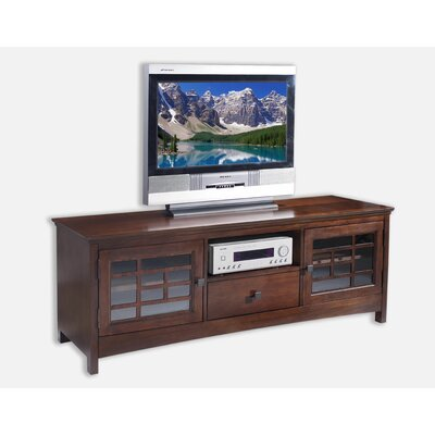 Cheap Somerton Enchantment 65″ TV Stand in Natural Walnut (SOM1159)