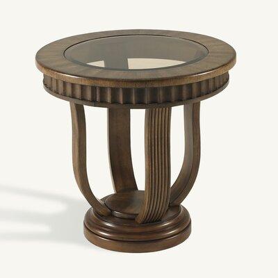 Cheap Somerton Inspiration End Table in Medium Brown (SOM1006)