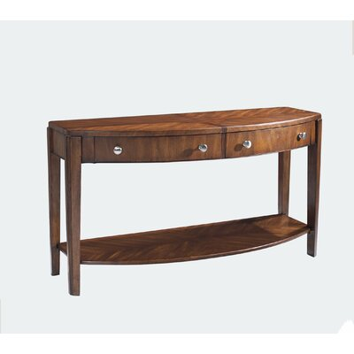 Cheap Somerton Wood Blend Sofa Table in Golden Brown (SOM1011)