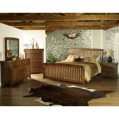 Wildon Home ® Madison Panel Bedroom Collection | Wayfair