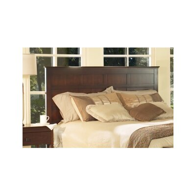 Furniture financing Enchantment Panel Headboard Size: K...